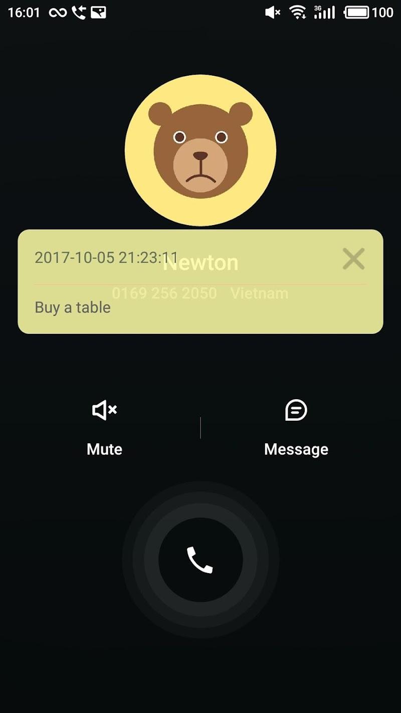 PRO Note Call Recorder Screenshot 7