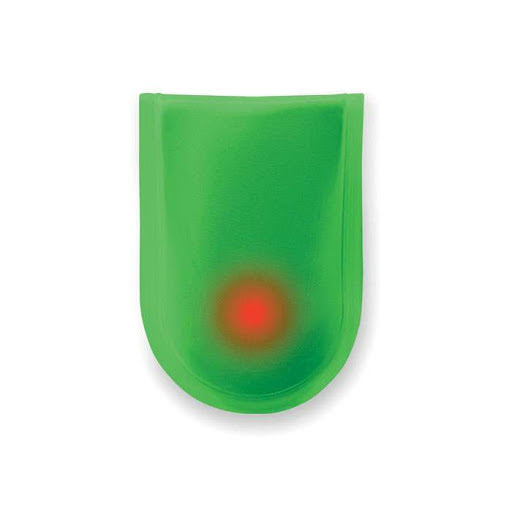 LED Safety Light in Turquoise