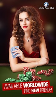 Poker Games: World Poker Club- screenshot thumbnail