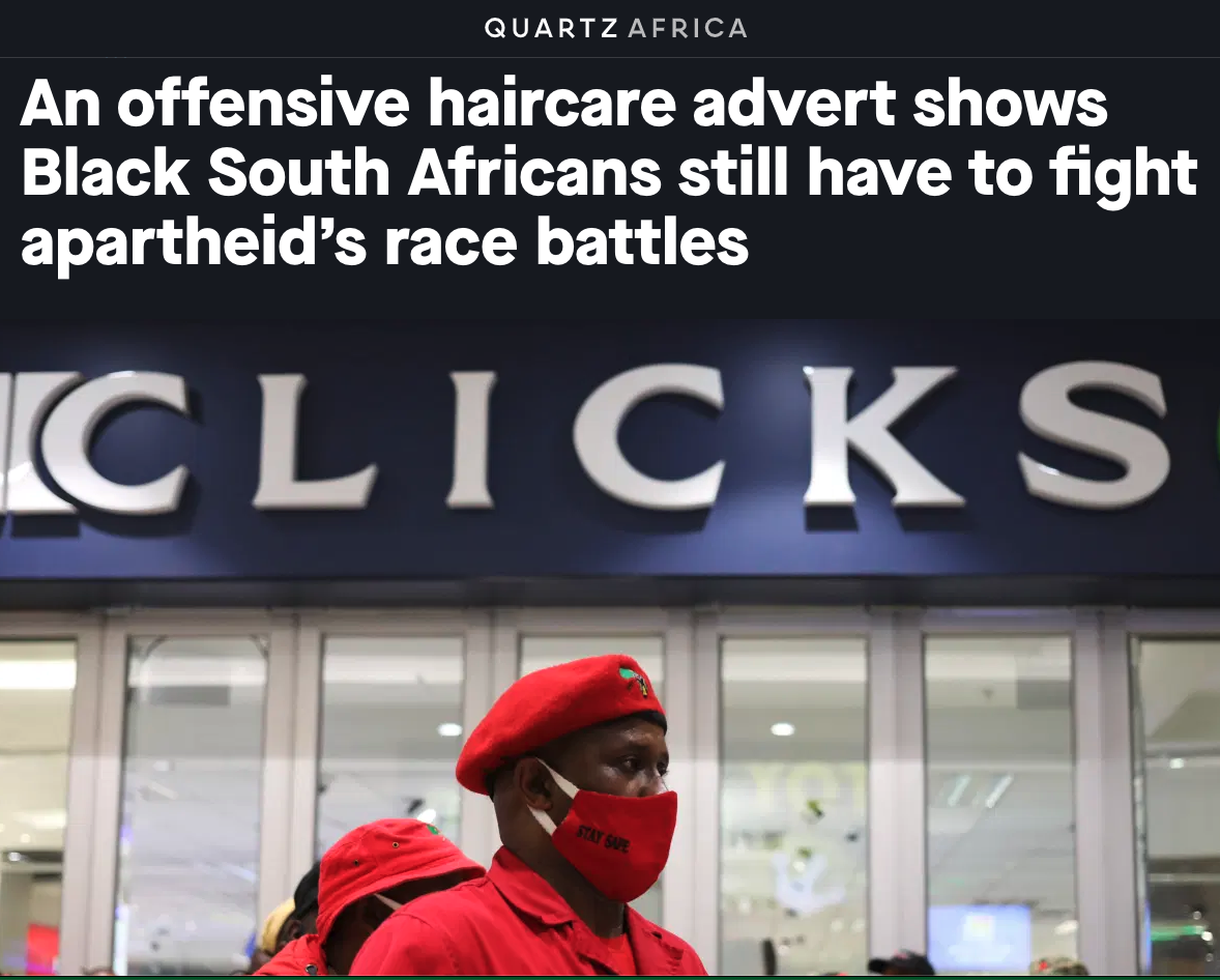 bad ads brand failures of 2020 tresemme racist ads about natural hair news articles about bad ads