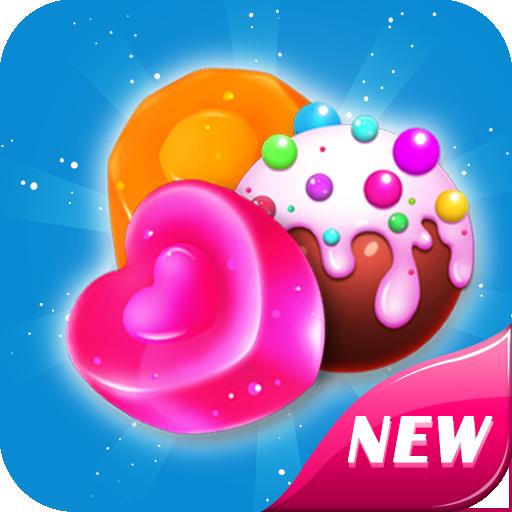 Candy Crazy Sugar 休閒 App LOGO-硬是要APP