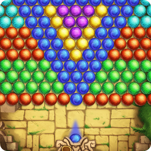 Bubble Shooter Lost Temple (game)