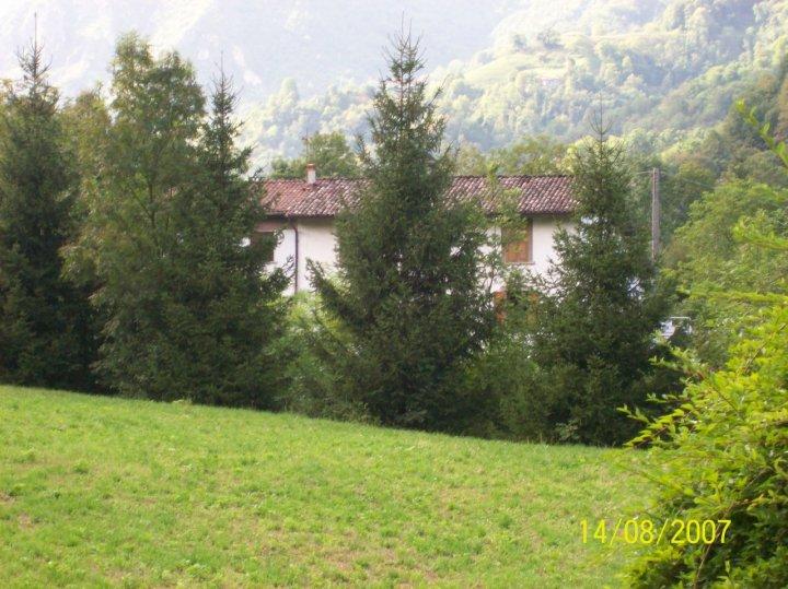 casa in collina di nina89