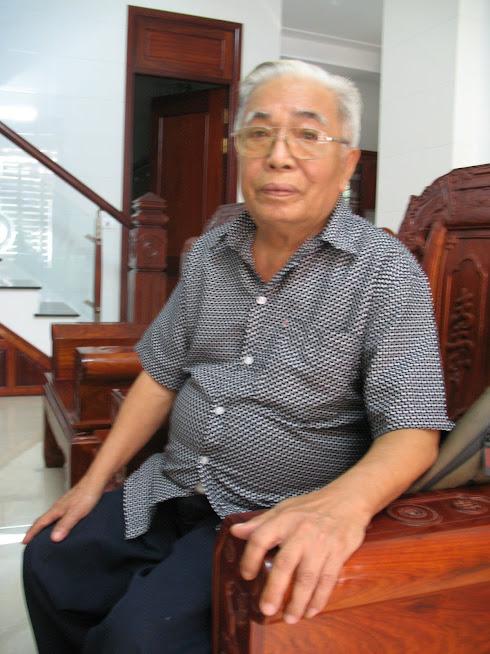 Đồng chí Cao Đăng Nghĩa, nguyên Tổng biên tập Báo Công an Nghệ An