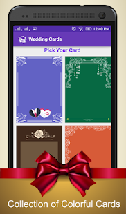 Card maker business wedding apps on google play screenshot image stopboris Images