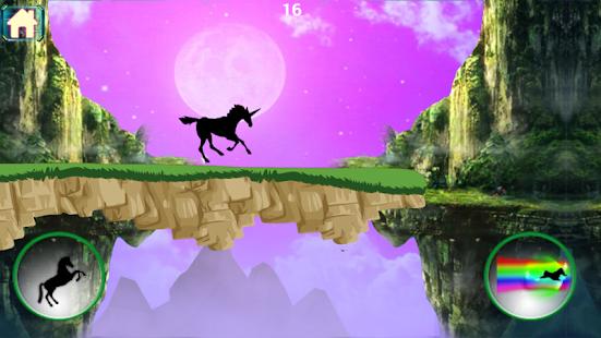 Shadow-Unicorn-Dash-Run 2