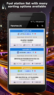 fuelGR: fuel prices for Greece- screenshot thumbnail