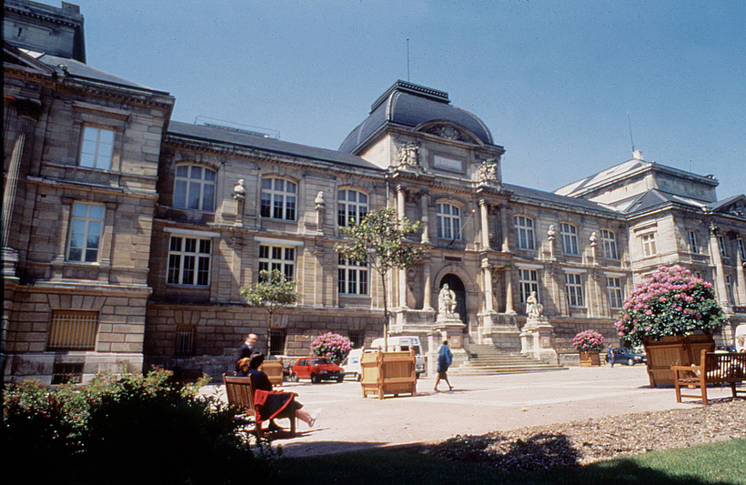 Нормандия Музей изящных искусств