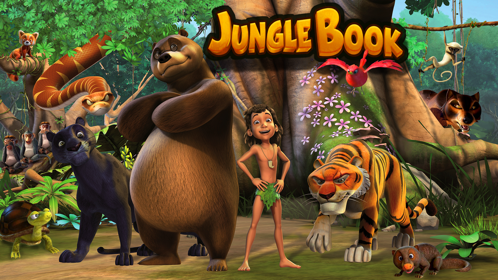 The Jungle Book- screenshot