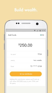 Wealthsimple- screenshot thumbnail