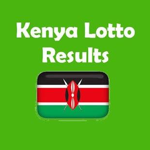 Kenya Lotto Results - náhled