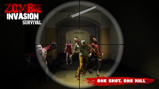 US Police Zombie Shooter Frontline Invasion FPS 1.2 screenshots 6
