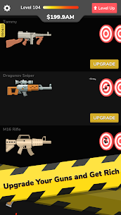 Gun Idle MOD Apk 1.3 (Unlimited Money) 2