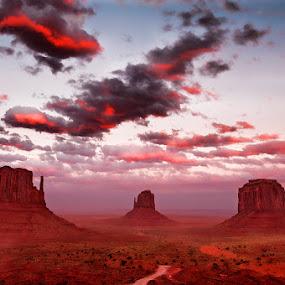 Colourland by Jure Kravanja - Landscapes Deserts