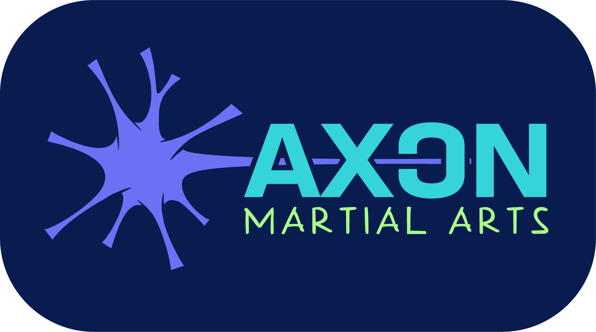 Axon Martial Arts logo