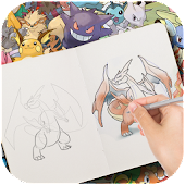 Learn how to draw Pokemons