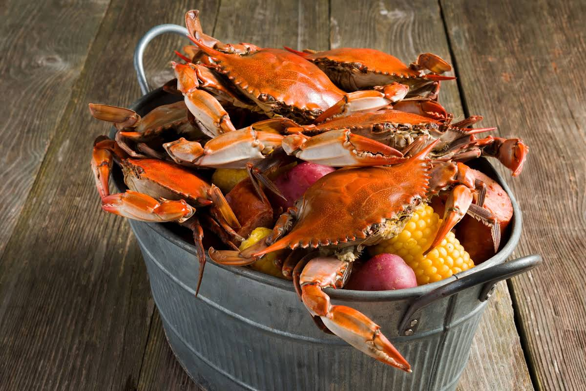 how long to boil a live crab