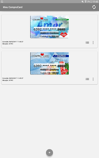 Meu ComproCard- screenshot thumbnail