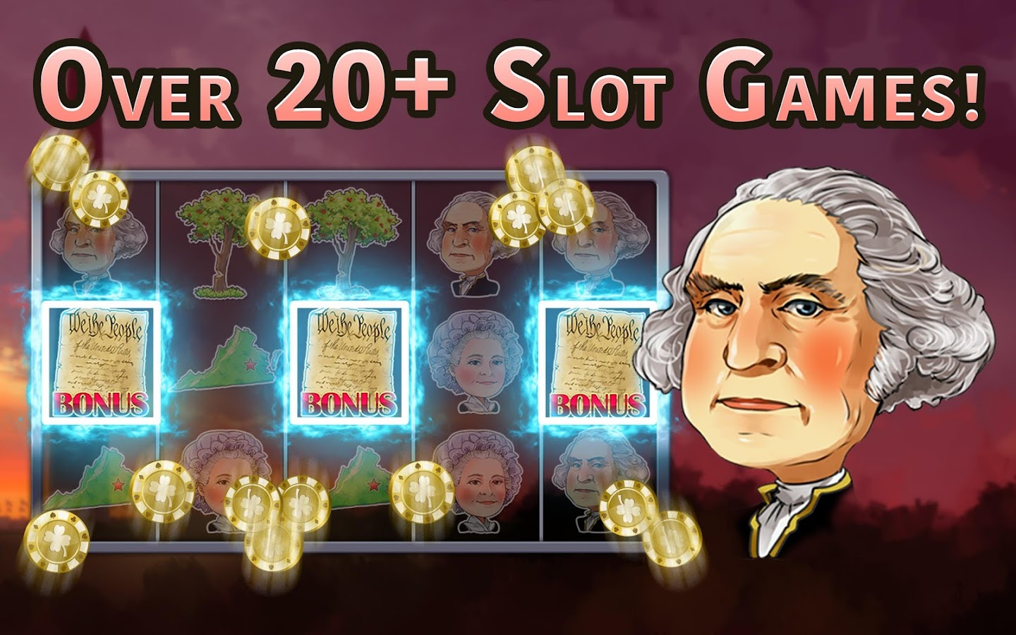 free machine slots get it rich