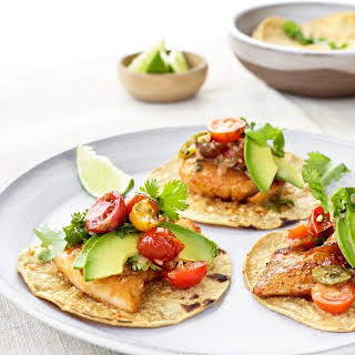 Ultimate Street Fish Tacos.