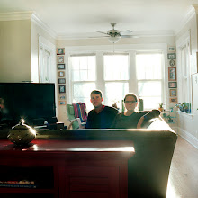 Photo: title: Kate Sedey & Erik Tonneson, Chicago, Illinois date: 2012 relationship: friends, family friends, met through Toby Hollander years known: Kate 25-30, Erik 0-5