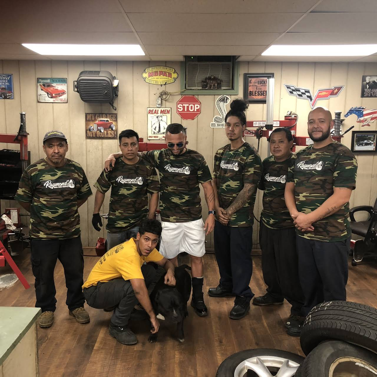 Tire Shop Open Late >> Raymond New Used Tires Tire Shop In Newark
