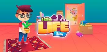 Jugar a Idle Life Sim - Juego Simulador de Vida gratis en la PC, así es como funciona!