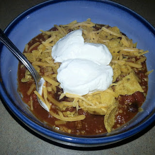 Crock Pot Chili.