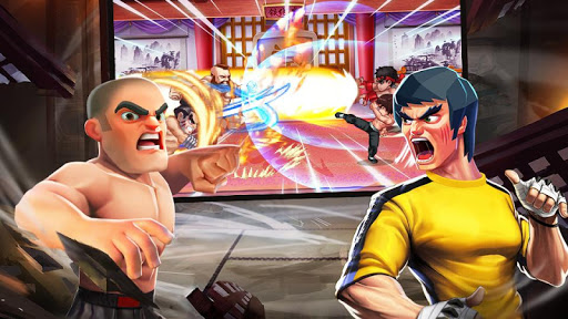 Attaque De Kung-Fu: Action RPG Hors Ligne  astuce 2