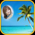 Island beach Photo Frames icon