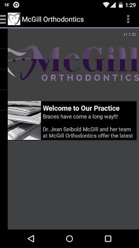 McGill Orthodontics