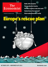 Photo: The Economist cover: October 29th 2011