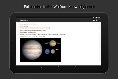 Wolfram Cloud Screenshot 12