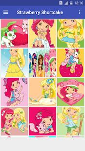 Little princess Strawberry For Kids - náhled