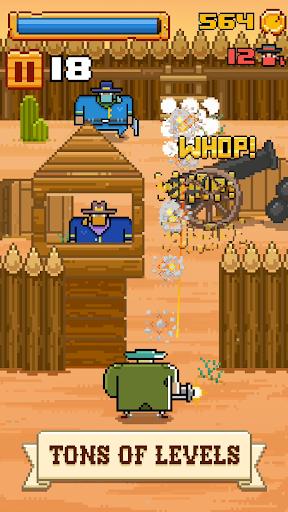 Timber West - Wild West Arcade Shooter 1.0.5 screenshots 3