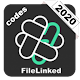 Filelinked codes latest 2019-2020 Android apk