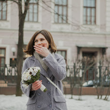 Wedding photographer Liliya Lyamina (Lyamina). Photo of 27.03.2016