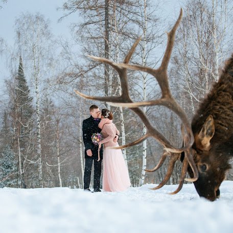 Wedding photographer Marina Klipacheva (MaryChe). Photo of 21.02.2018