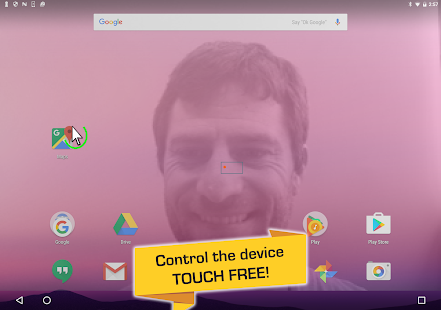 Open Sesame! Touch Free Control- screenshot thumbnail