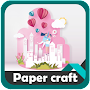 Paper craft APK icon