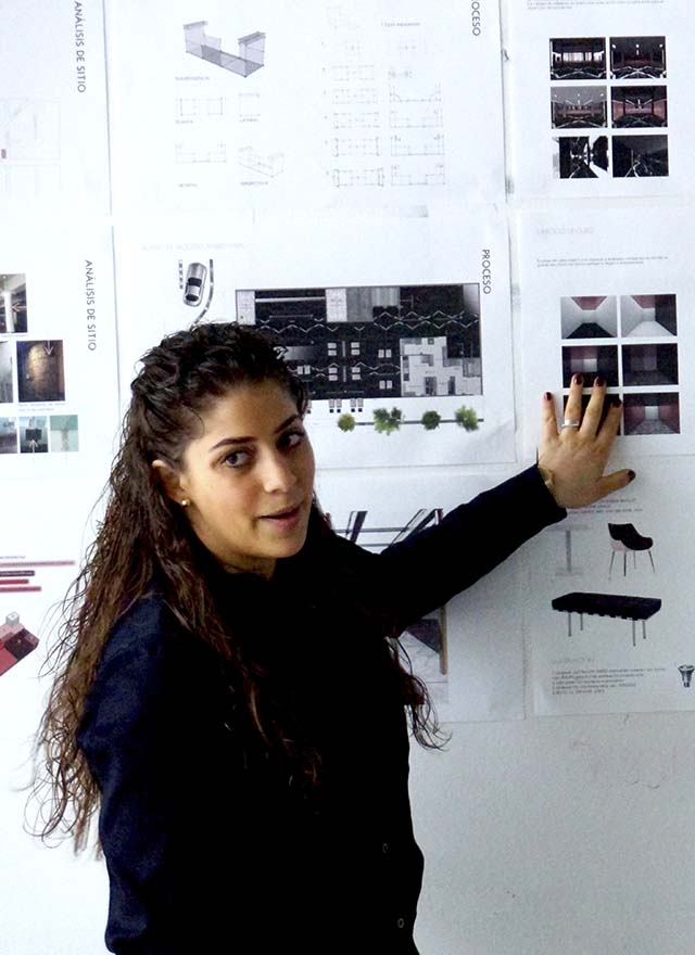Estudia Arquitectura de Interiores en CENTRO