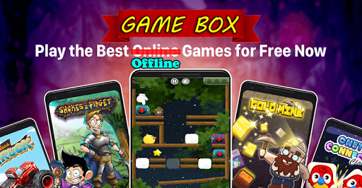 GameBox (Game center 2020 In One App)  captures d'écran 1