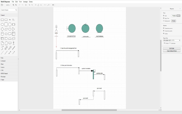 Sequence Diagram Google Workspace Marketplace