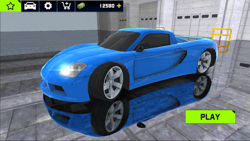 3D Traffic Racing Extreme 1.1 screenshots 1