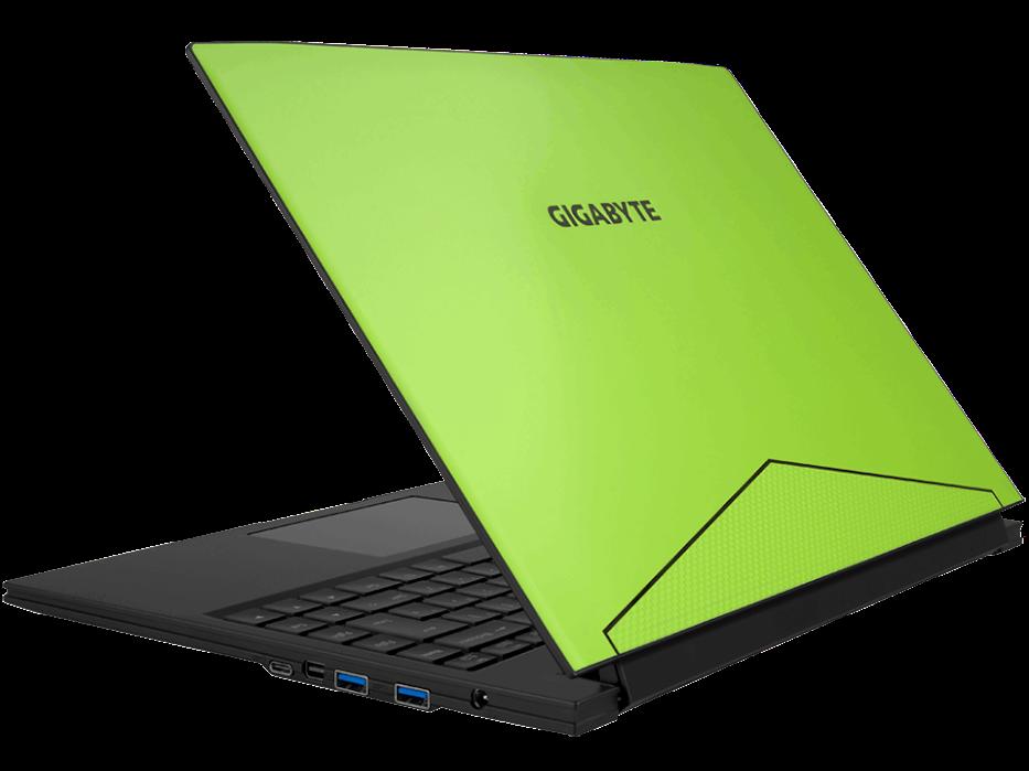 Gigabyte Aero 14: laptop chơi game siêu mỏng, 1.9kg, pin 10 tiếng, SSD 2000MB/s, giá 1599$