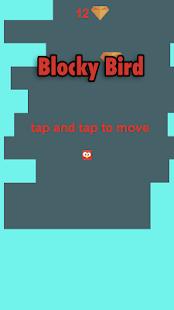 Blocky Bird - náhled