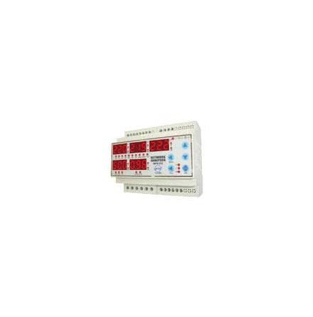 Nätverksanalysator 3-fas, Energi, Effekt, volt, amp, Hz Cos