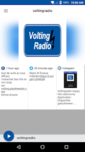 voltingradio- screenshot thumbnail