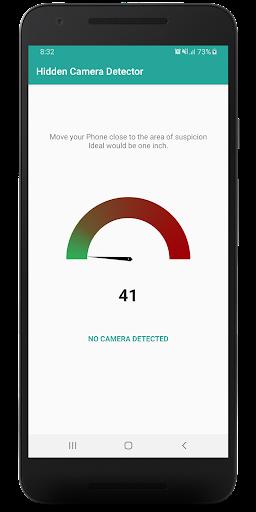Hidden Camera Detector: Spy Cam, CCTV & Bug Finder 1.1 screenshots 3