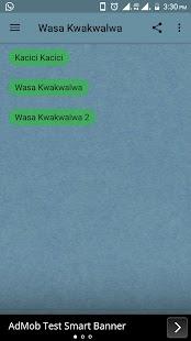 Wasa Kwakwalwa - náhled